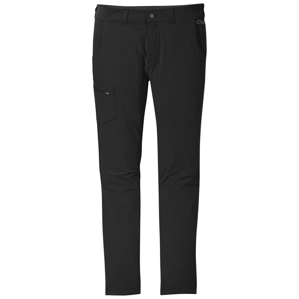OUTDOOR RESEARCH Men's Ferrosi Pant - 0001 BLACK-
