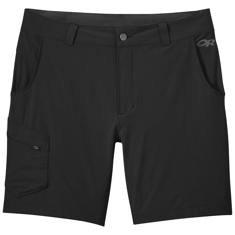 OUTDOOR RESEARCH Men's Ferrosi 8 in. Shorts - 0001BLACK