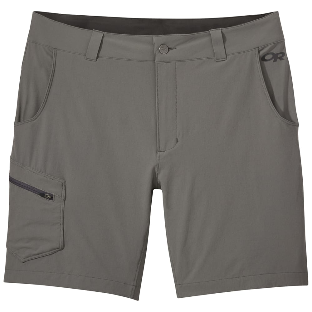 OUTDOOR RESEARCH Men's Ferrosi 8 in. Shorts - 0008PEWTER
