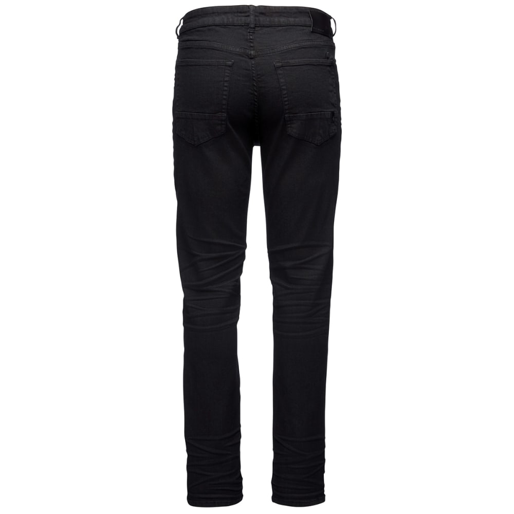 BLACK DIAMOND Men's Forged Denim Pants - BLACK