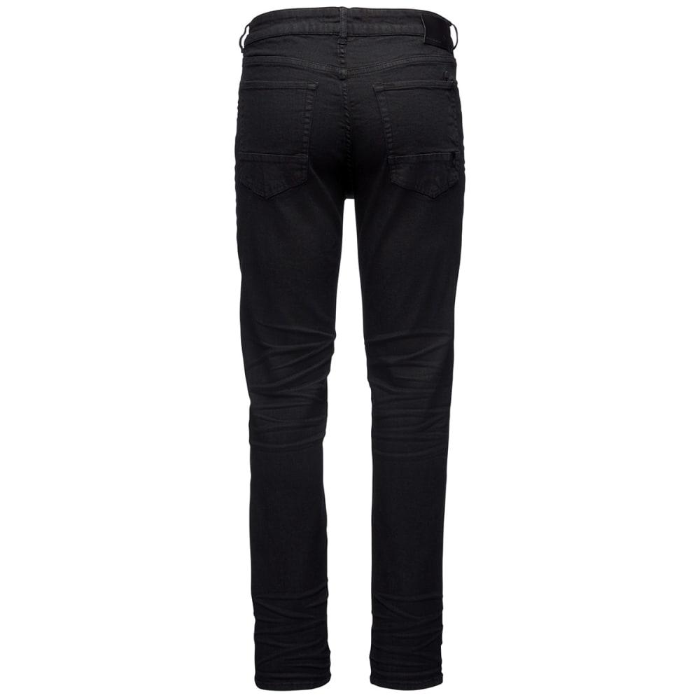 BLACK DIAMOND Men's Forged Denim Pants - BLACK