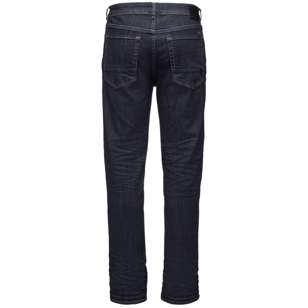 BLACK DIAMOND Men's Forged Denim Pants - INDIGO