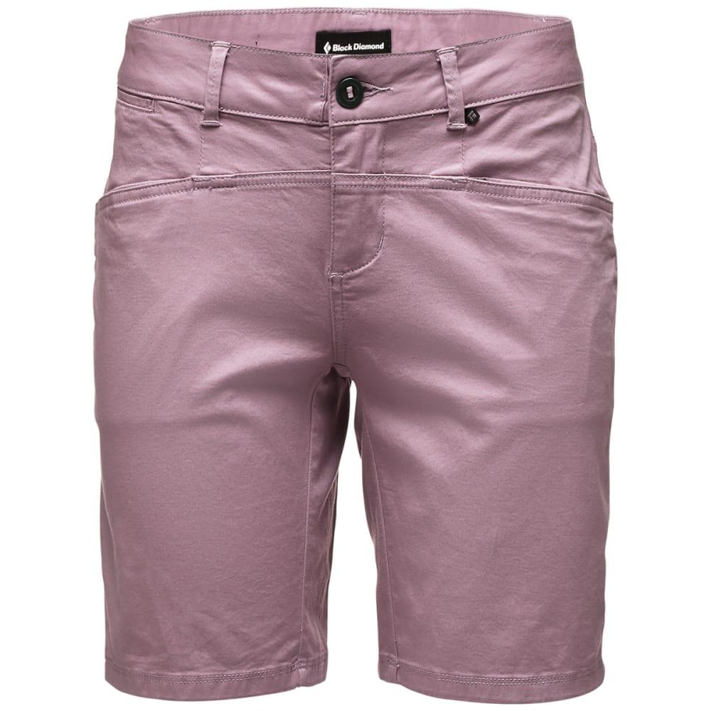 BLACK DIAMOND Women's Radha Shorts - WILD ROSE
