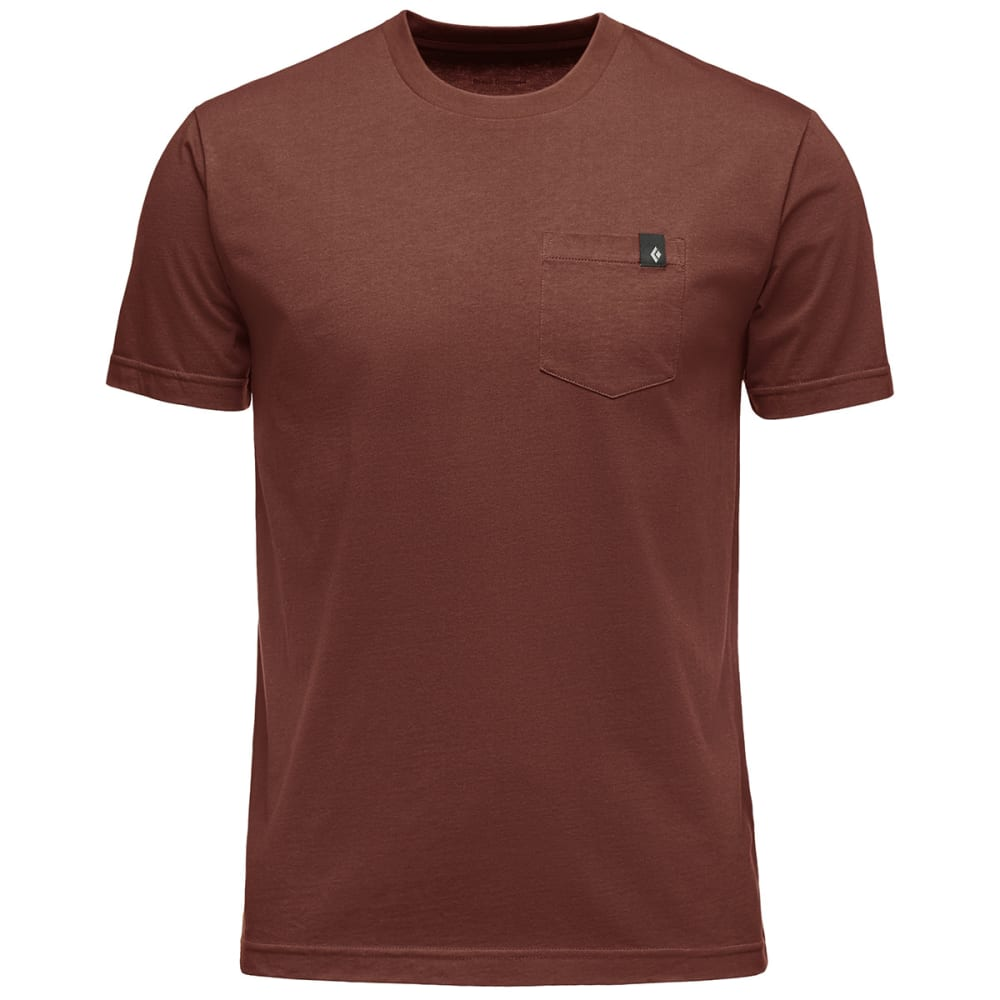 BLACK DIAMOND Men's Crag Short-Sleeve Tee S