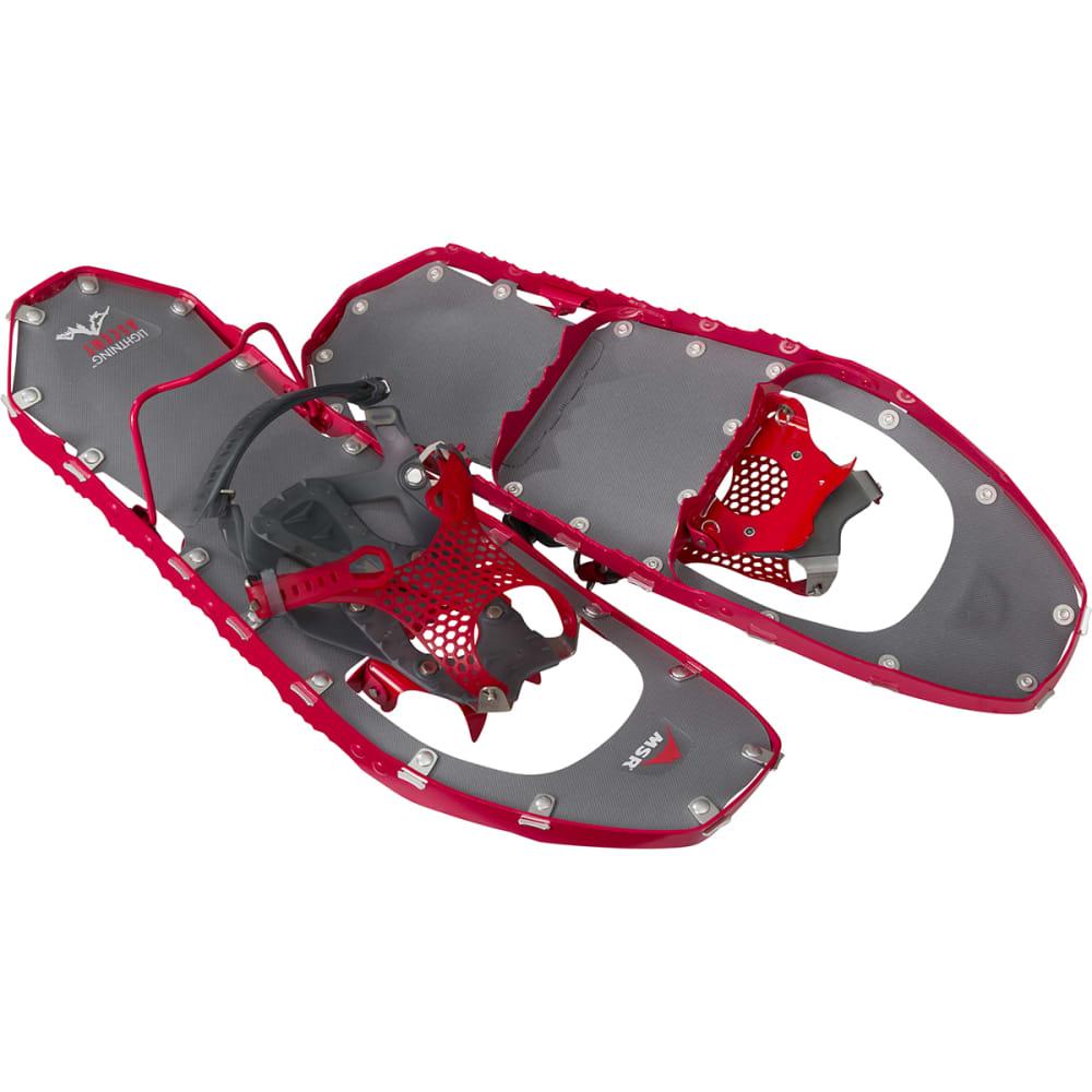 MSR Women's 22 in. Lightning Ascent Snowshoes - RASPBERRY