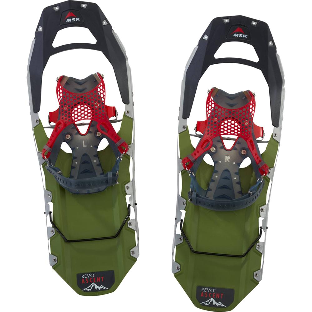 "MSR Men's Revo Ascent 22"" Snowshoes - OLIVE"