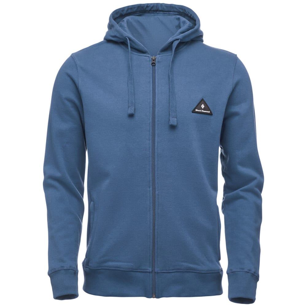 BLACK DIAMOND Men's BD Logo Hoodie - MIDNIGHT