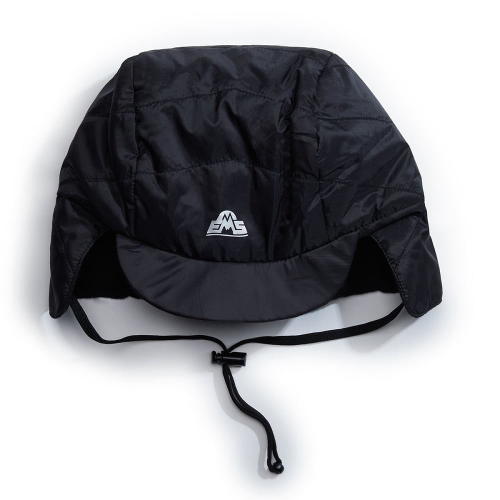 EMS Men's Mercury Packable Hat - BLACK