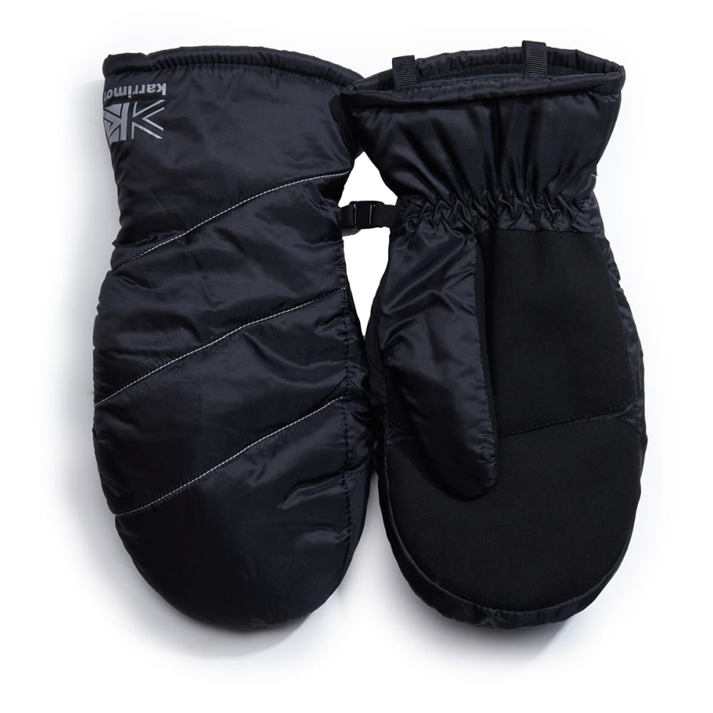 KARRIMOR Men's Peak Mittens - BLACK