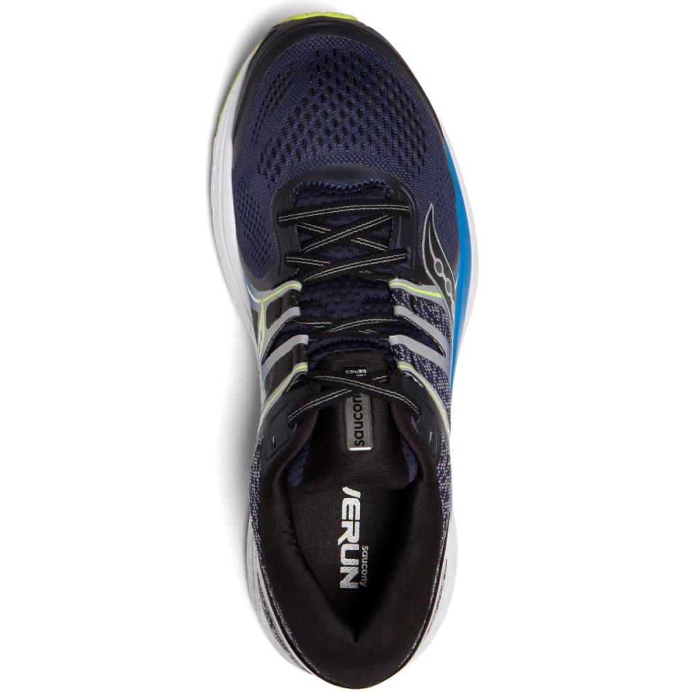 SAUCONY Men's Omni ISO Running Shoes - NAVY