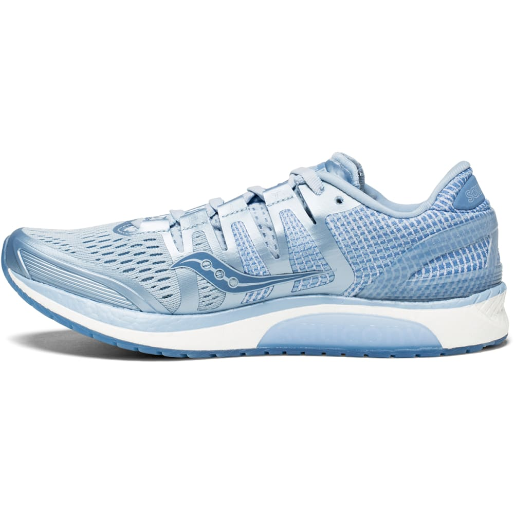 SAUCONY Women's Liberty ISO Running Shoe - FOG