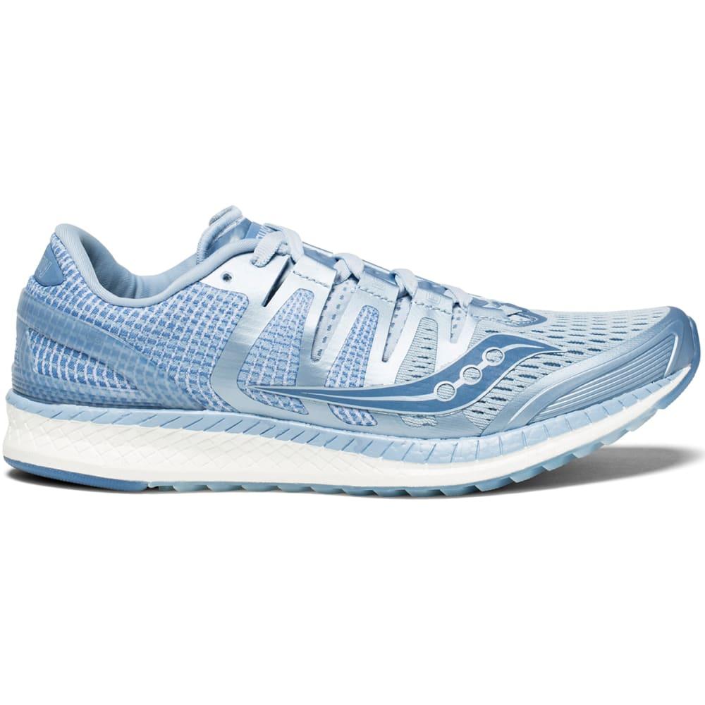 SAUCONY Women's Liberty ISO Running Shoe - FOG