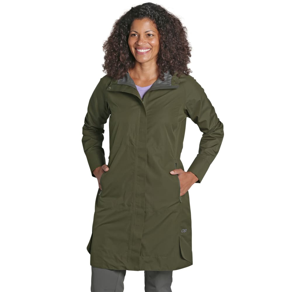 top-rated discount big collection numerousinvariety OUTDOOR RESEARCH Women's Panorama Point Trench Coat