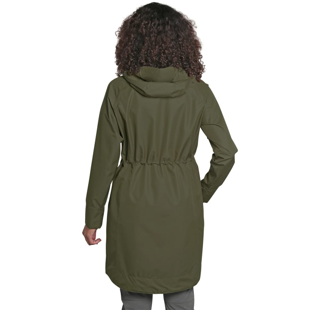 OUTDOOR RESEARCH Women's Panorama Point Trench Coat - 0615 JUNIPER