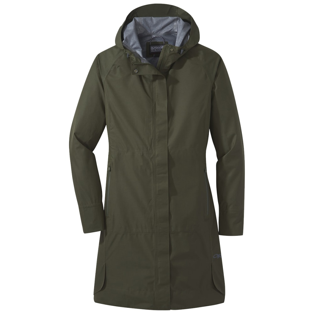 OUTDOOR RESEARCH Women's Panorama Point Trench Coat S