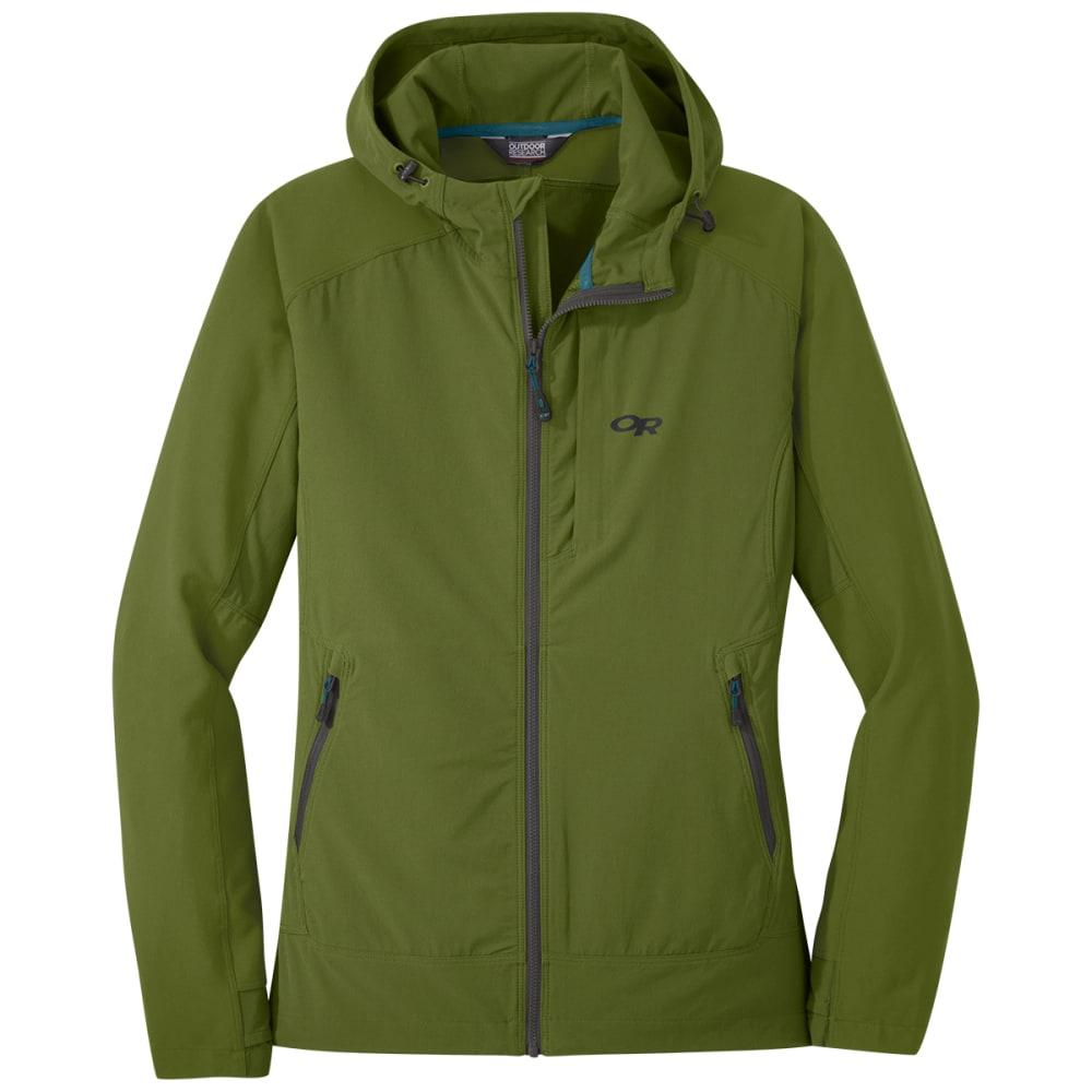 OUTDOOR RESEARCH Ferrosi Hooded Jacket - 1431 SEAWEED