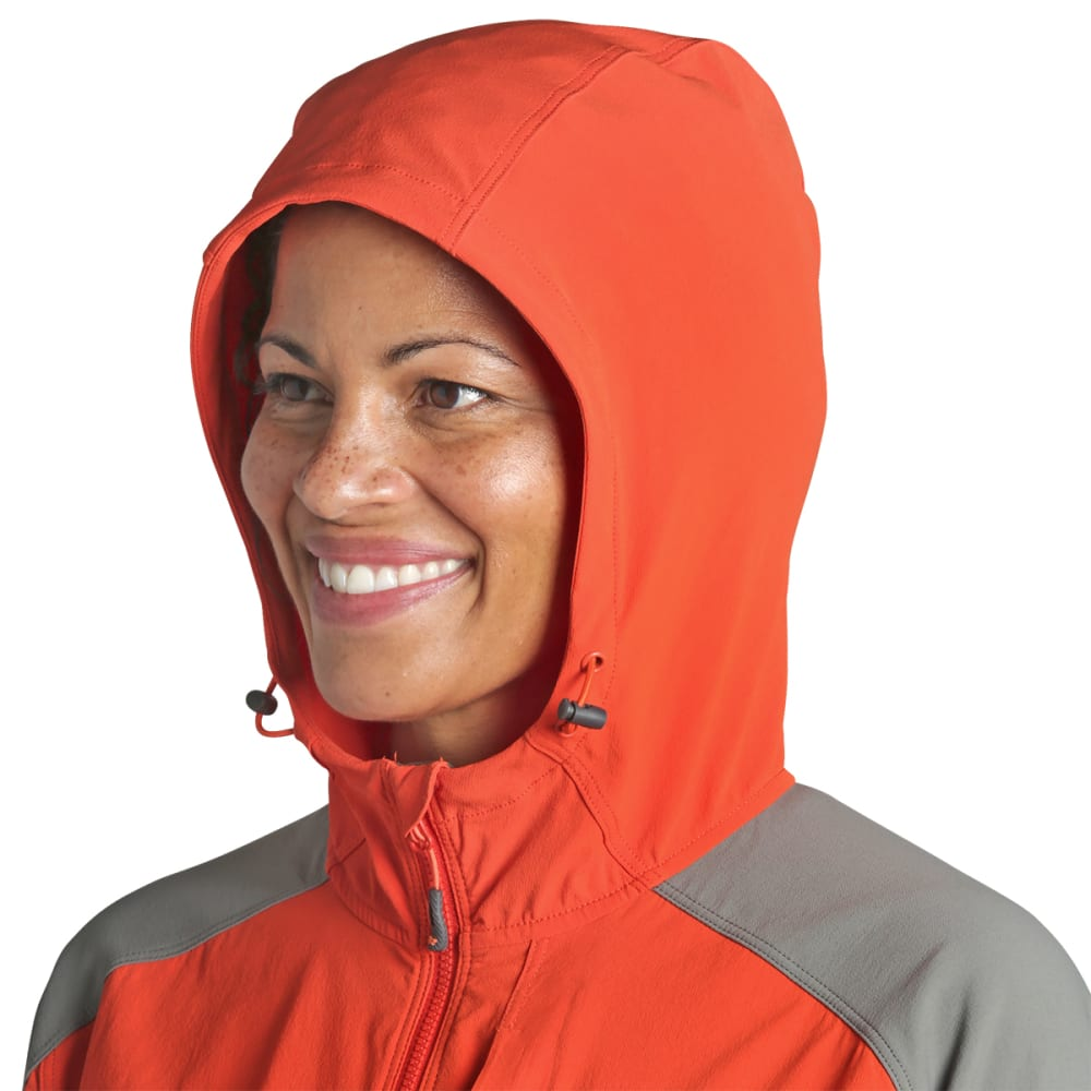 OUTDOOR RESEARCH Ferrosi Hooded Jacket - TEABERRY - 1578