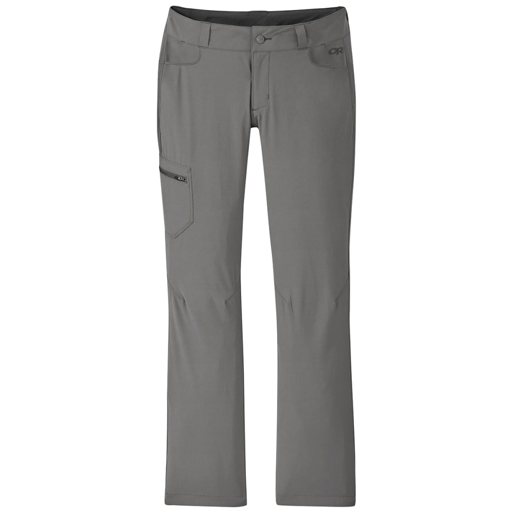 OUTDOOR RESEARCH Women's Ferrosi Pants - 0008 PEWTER