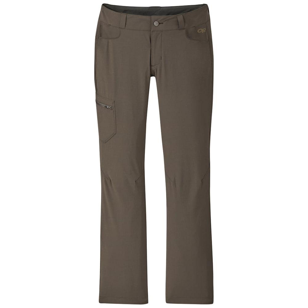 OUTDOOR RESEARCH Women's Ferrosi Pants - 0771 MUSHROOM