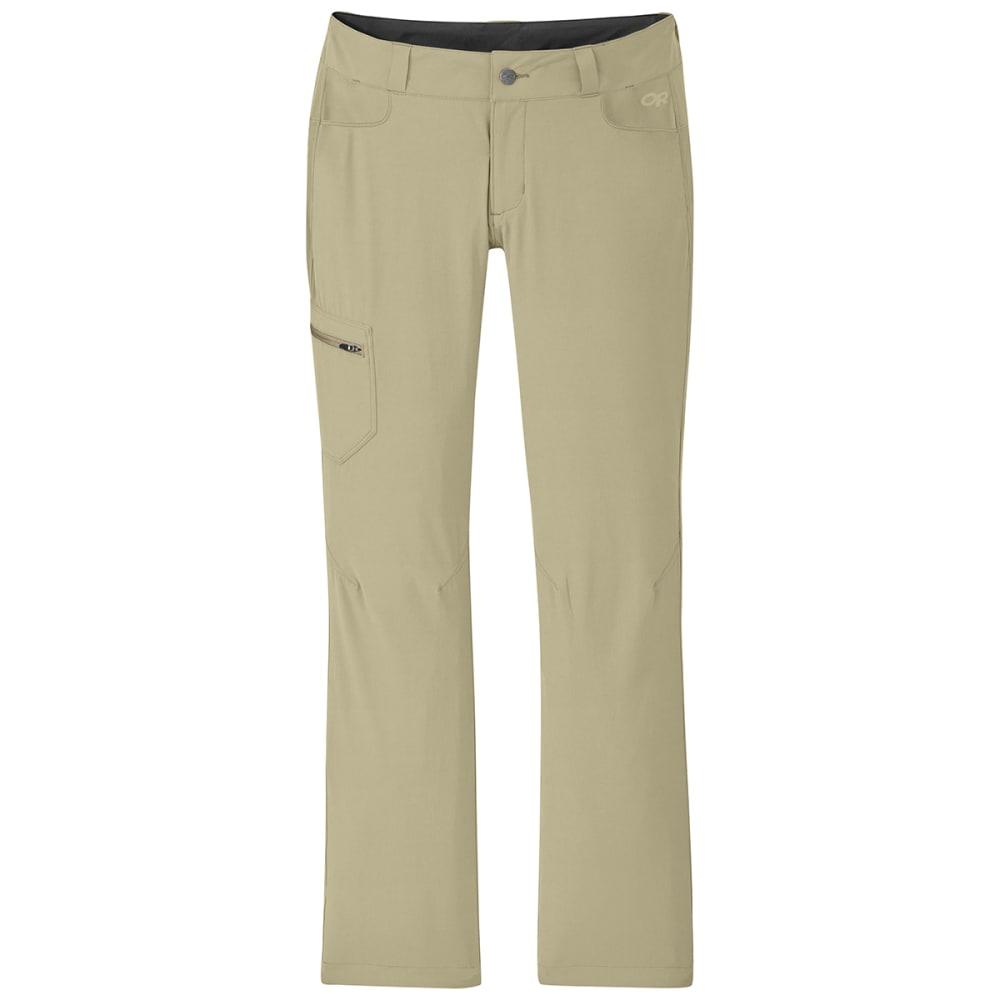 OUTDOOR RESEARCH Women's Ferrosi Pants - 1423 HAZELWOOD