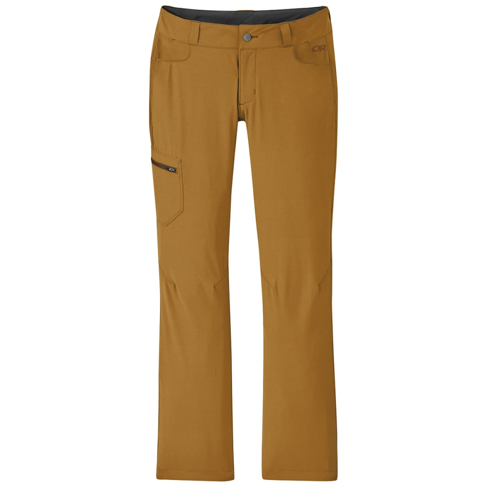 OUTDOOR RESEARCH Women's Ferrosi Pants - 1429 CURRY