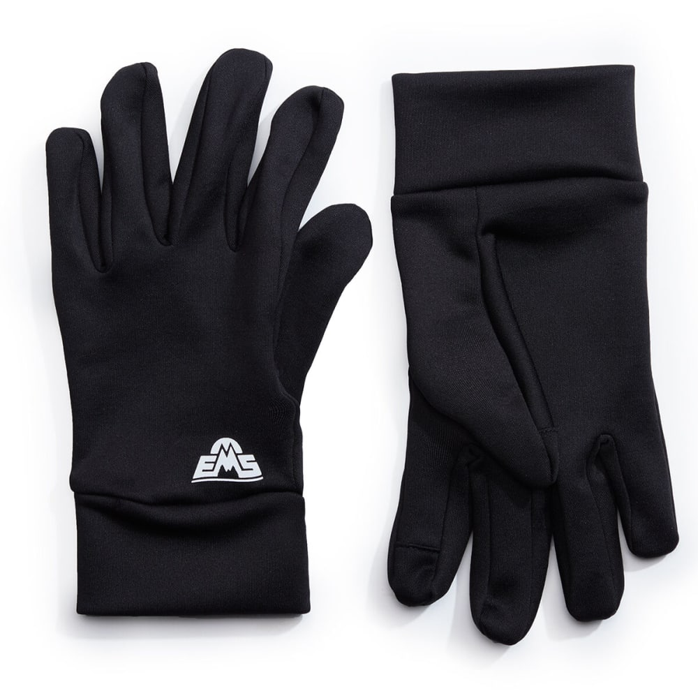EMS Men's Equinox Stretch Gloves - BLACK