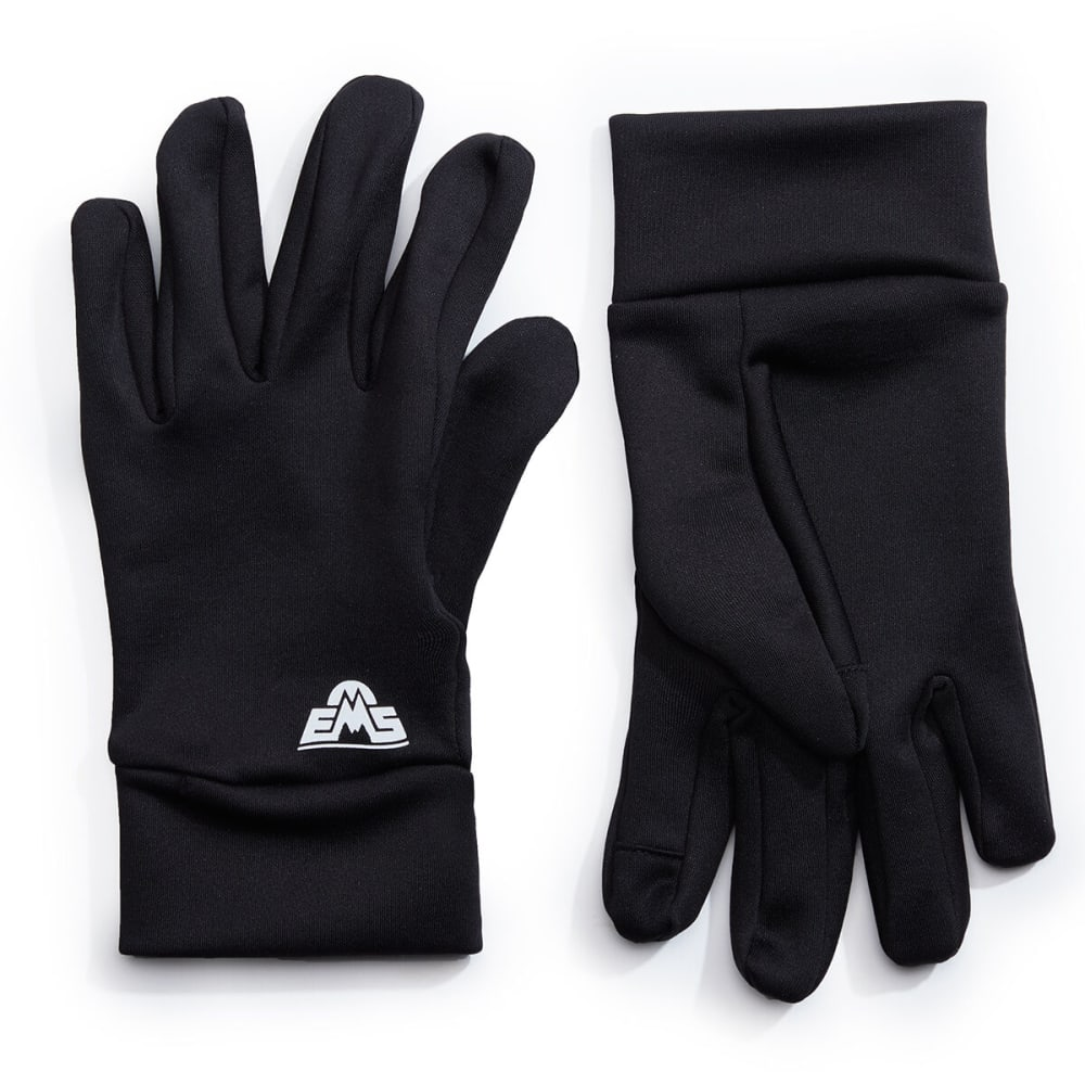 EMS Women's Equinox Stretch Gloves - BLACK