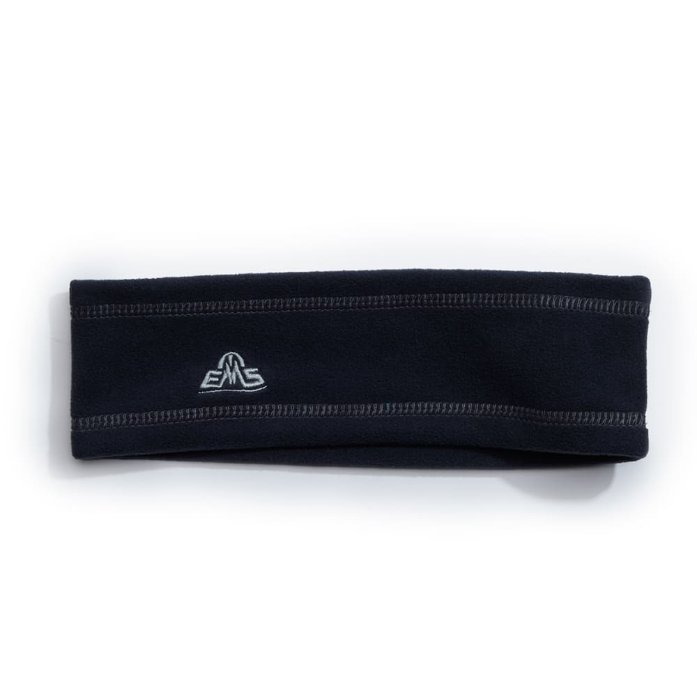 EMS Classic Fleece Headband - BLACK