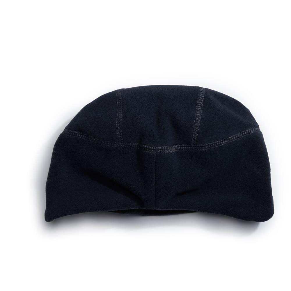 EMS Classic Fleece Beanie w/ Earflap - BLACK