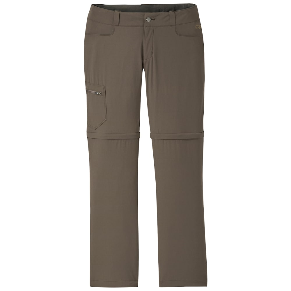 OUTDOOR RESEARCH Women's Convertible Pants 4/R