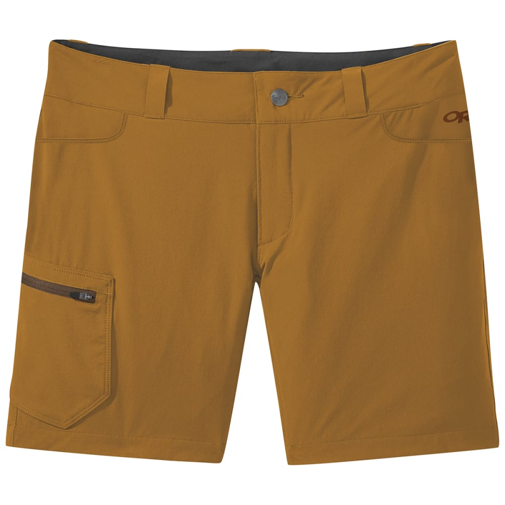 OUTDOOR RESEARCH Women's Ferrosi Shorts - 1429 CURRY