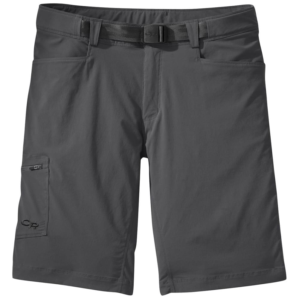 OUTDOOR RESEARCH Men's Equinox Shorts - 0890 CHARCOAL