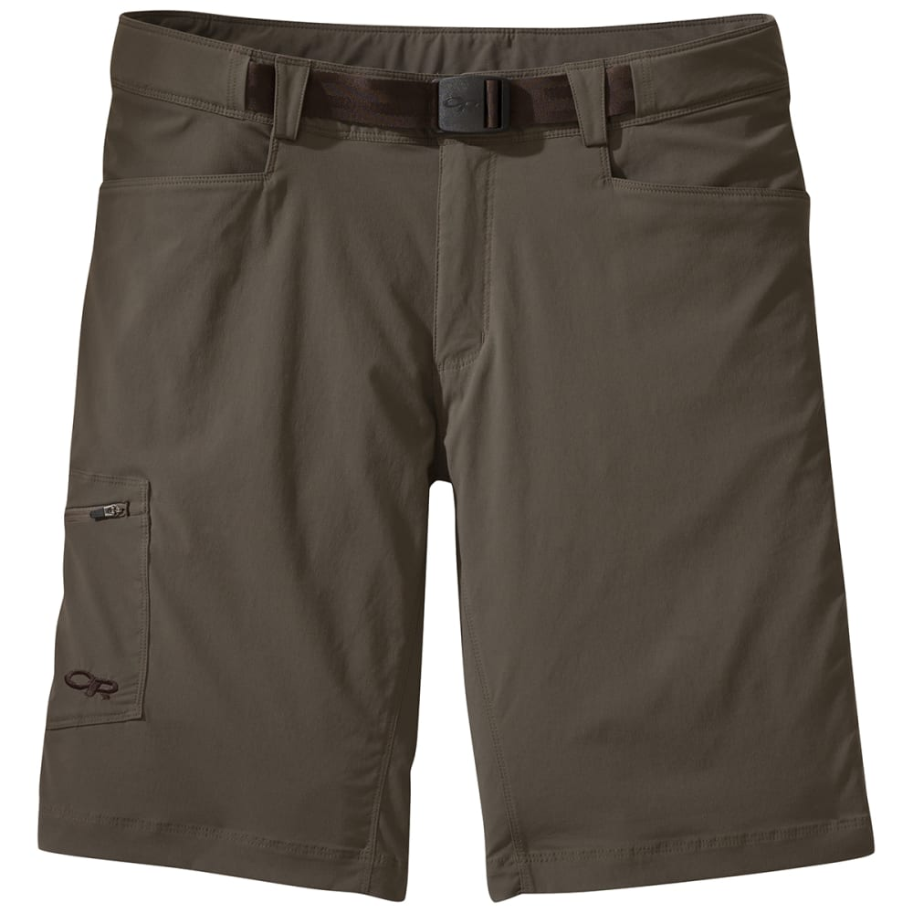 OUTDOOR RESEARCH Men's Equinox Shorts - 0771 MUSHROOM