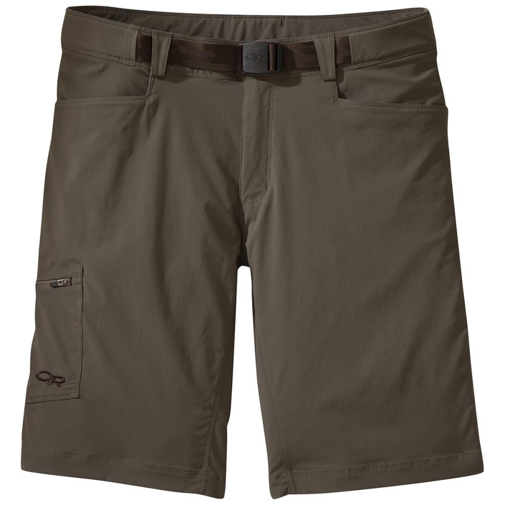 OUTDOOR RESEARCH Men's Equinox Shorts - 0771 MUSHROOM