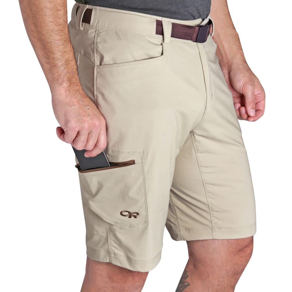 OUTDOOR RESEARCH Men's Equinox Shorts - 0844 CAIRN