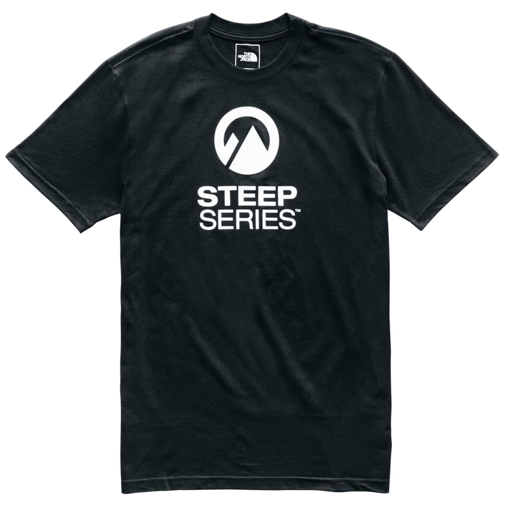 THE NORTH FACE Men's Steep Series Short-Sleeve Tee S