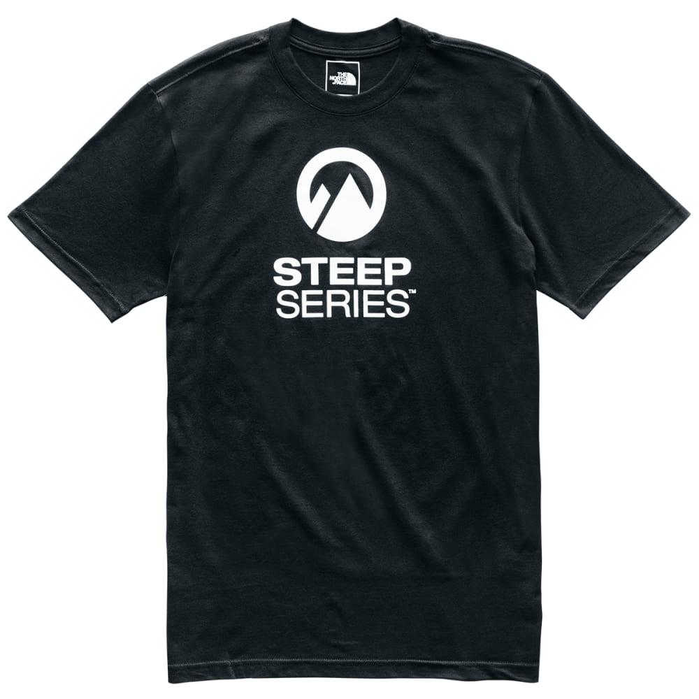 THE NORTH FACE Men's Steep Series Short-Sleeve Tee - KY4 TNF BLACK