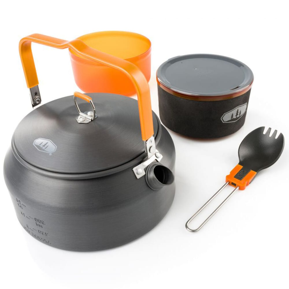 GSI OUTDOORS Halulite Ketalist Cookset - NONE