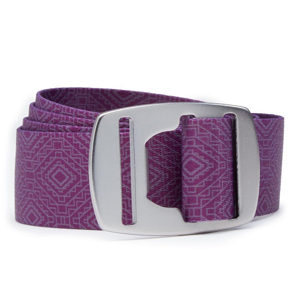 CROAKIES Women's Artisan 2 Buckle Belt - AZTEC