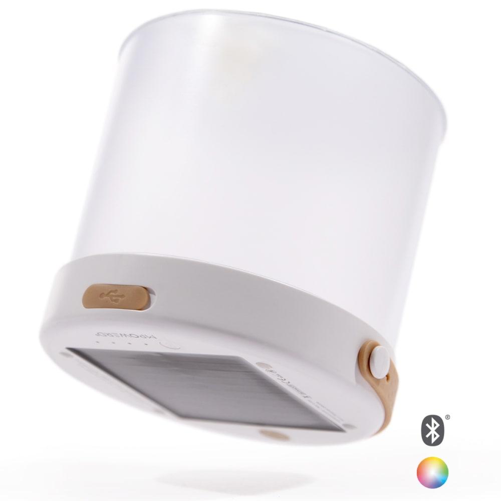 MPOWERD Luci Connect Smart Solar Light - NO COLOR