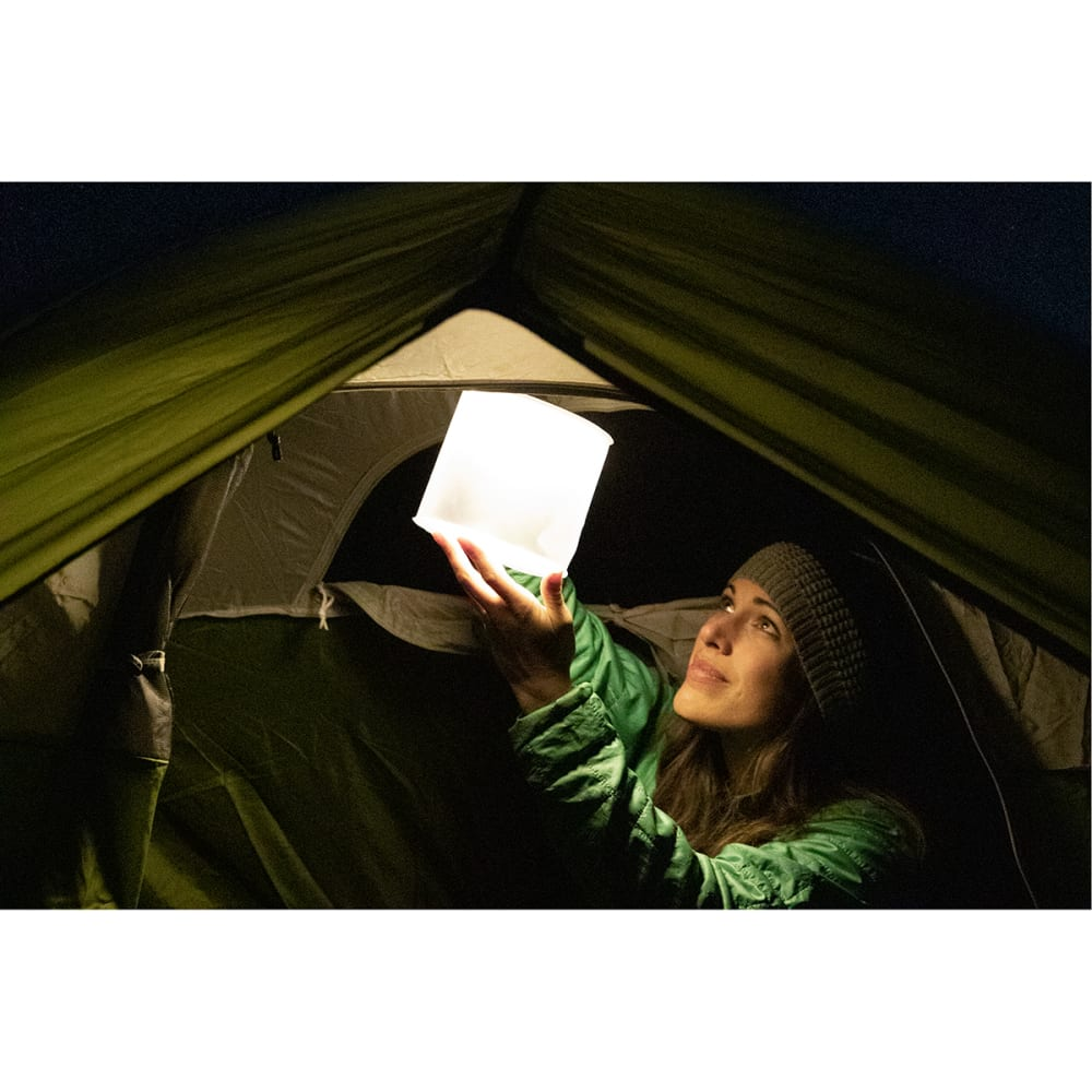 MPOWERD Luci Inflatable Base Solar Light & Power Bank - NO COLOR