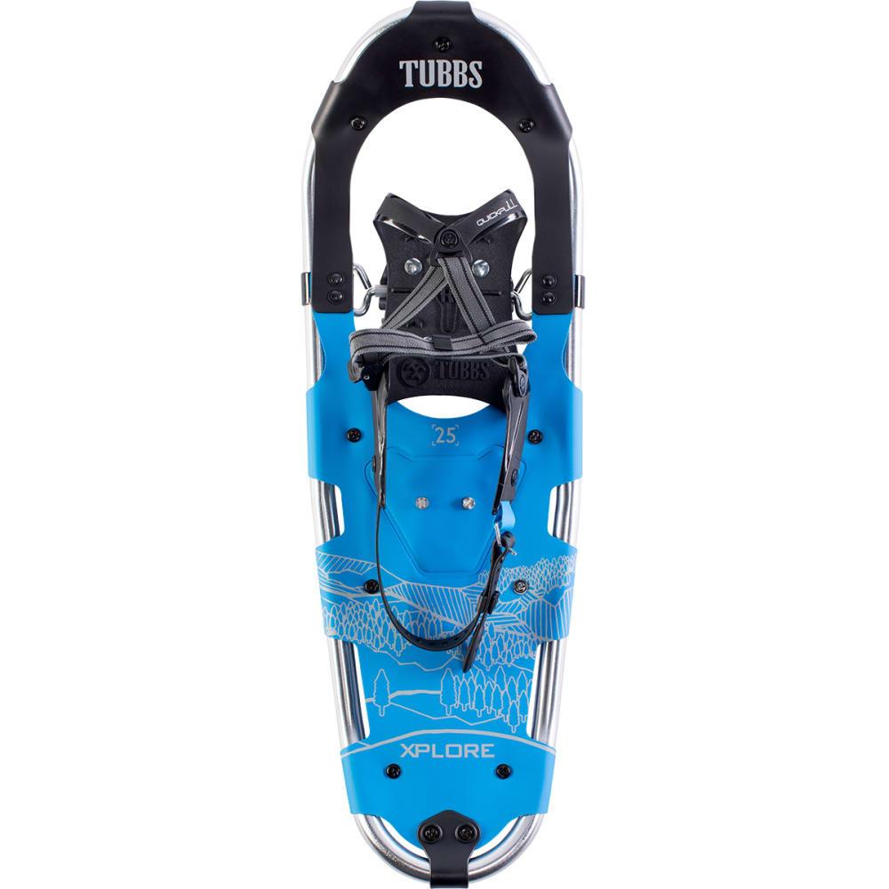 TUBBS Men's XPlore 25 Snowshoes - NO COLOR