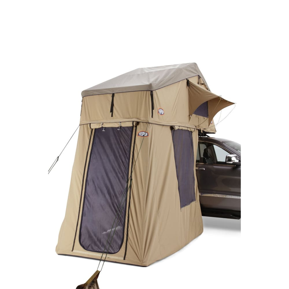 TEPUI Explorer Series Autana 3 Tent with Annex - TAN