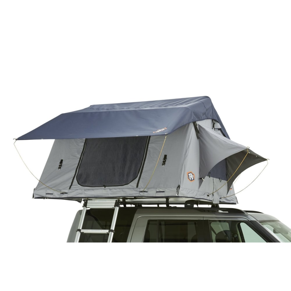TEPUI Ruggedized Series Kukenam 4 Tent - HAZE GREY