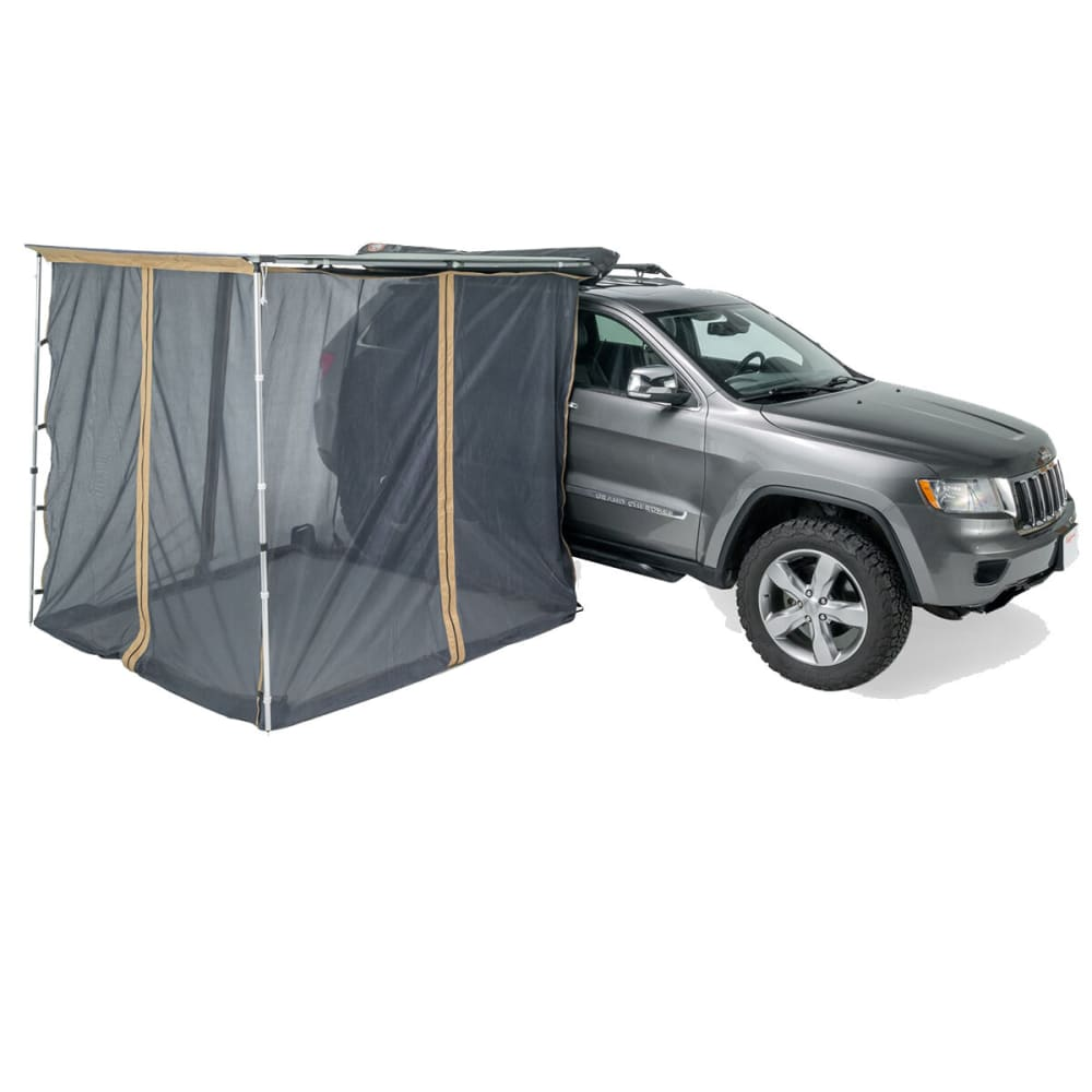 TEPUI Mosquito Netting for 6-Foot Awning - BLACK