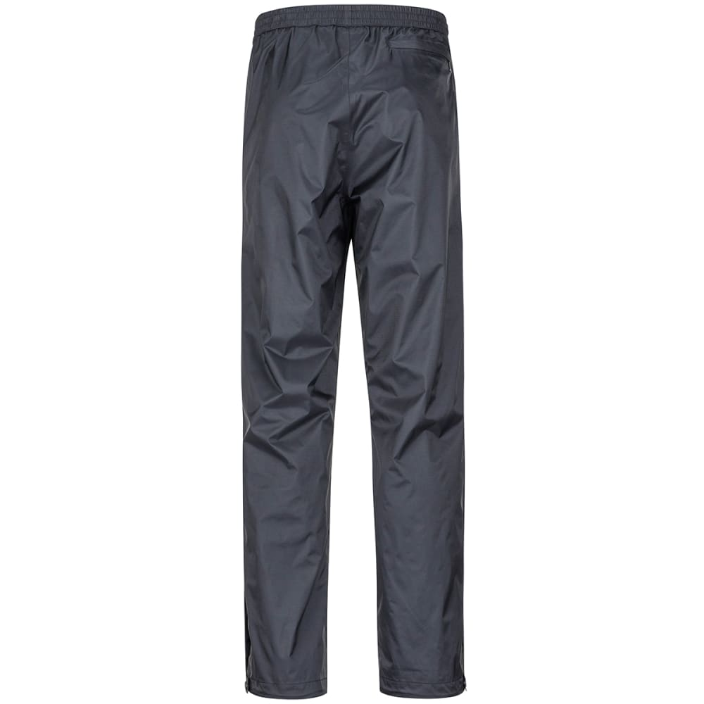 MARMOT Men's PreCip Eco Pants - BLACK 001