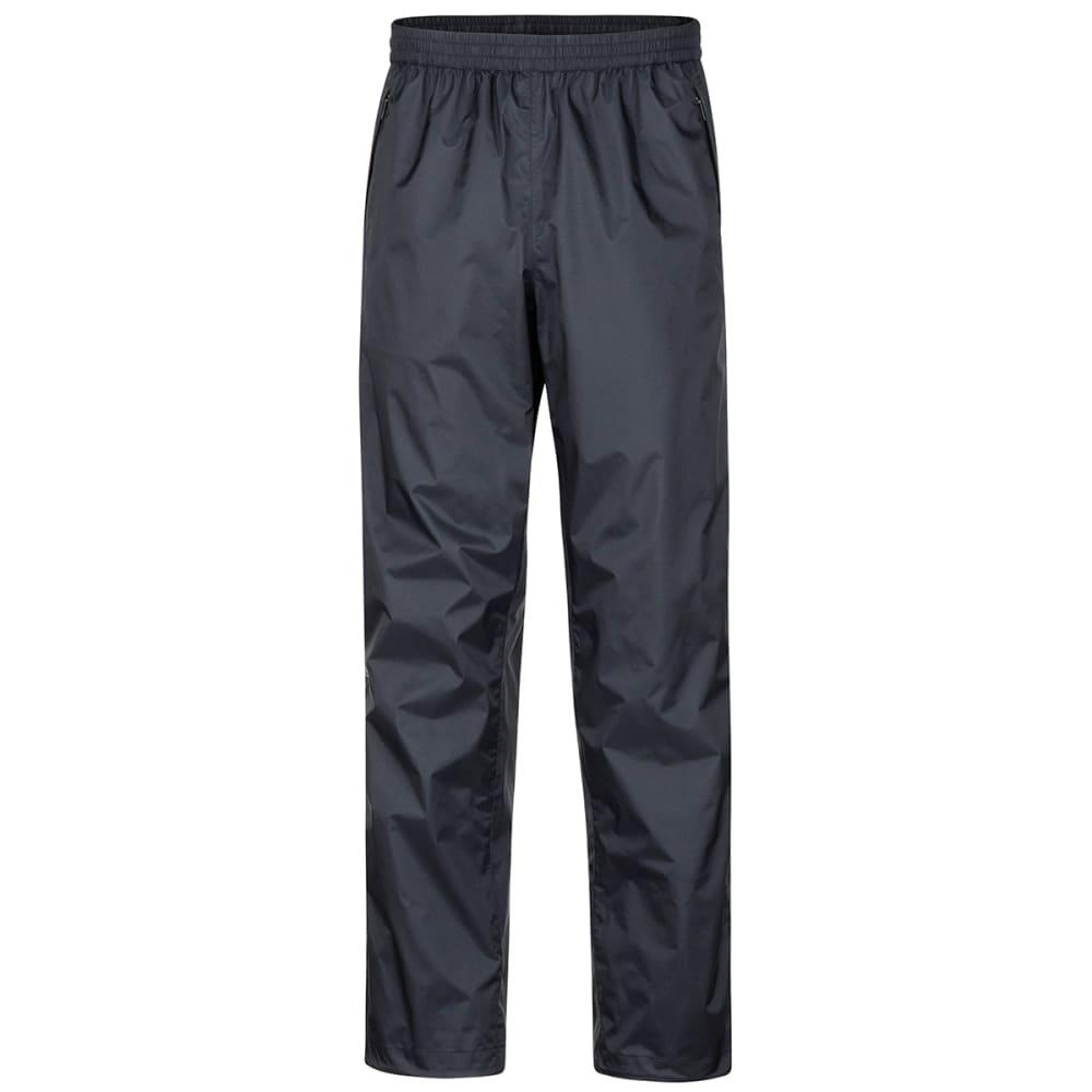 MARMOT Men's PreCip Eco Pants - BLACK 001