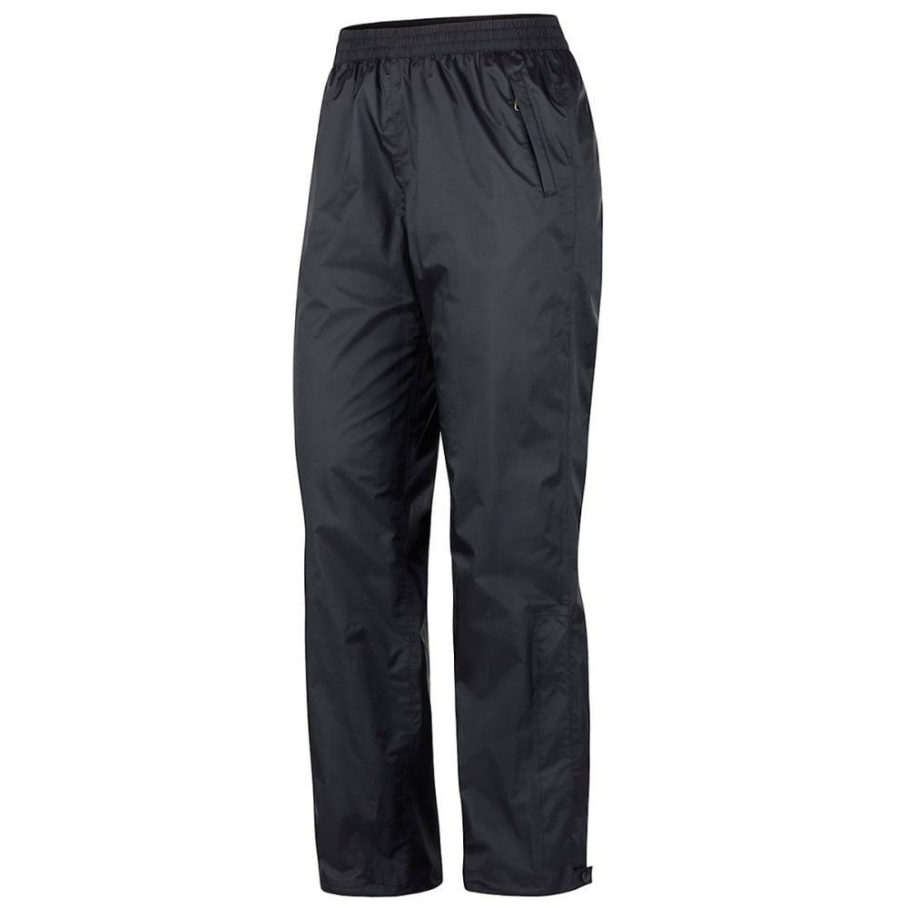 MARMOT Women's PreCip Eco Pants - 001 BLACK
