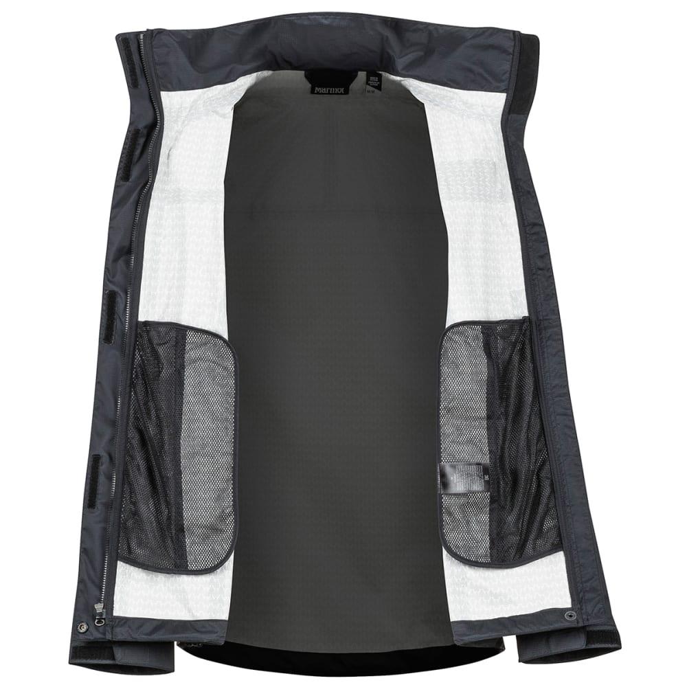 MARMOT Women's Precip Eco Jacket - 001 BLACK