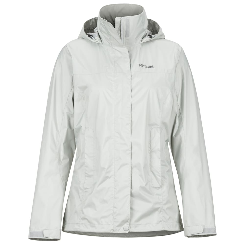 MARMOT Women's Precip Eco Jacket - PLATINUM 169